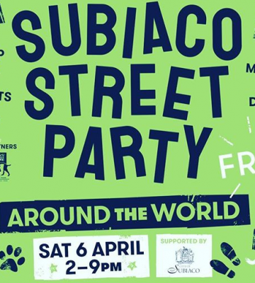 Subiaco Street Party